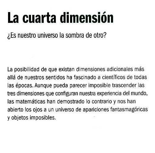 La Cuarta Dimension Tapa Dura Raúl Ibáñez - $ 379,00 en Mercado Libre