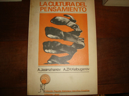 la cultura del pensamiento de jazimzhanov