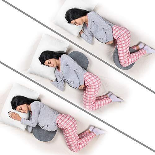 la cuna de almohadas de embarazo de abco tech para maternida