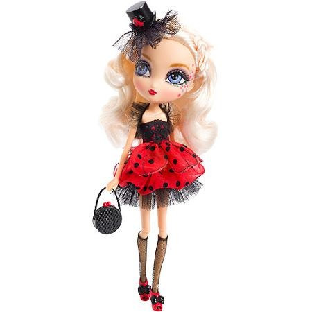 la dee da jardín fiesta muñeca tylie como mariquita