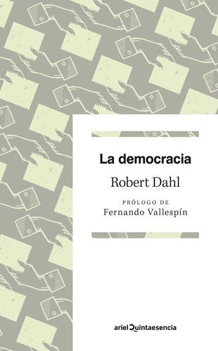 la democracia, robert dahl, ariel