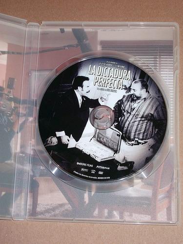la dictadura perfecta dvd