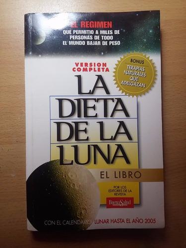 la dieta de la luna el libro editorial xyz