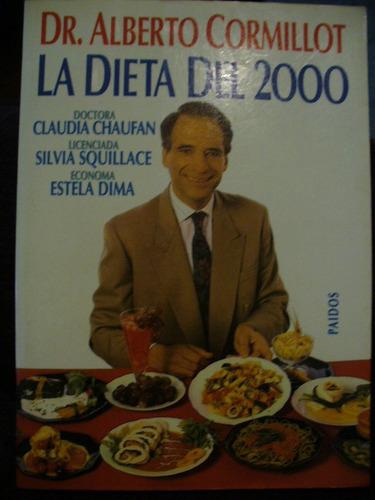 la dieta del 2000 - alberto cormillot