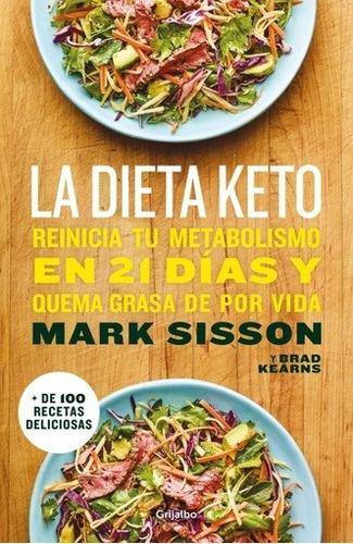 la dieta keto - sisson, mark