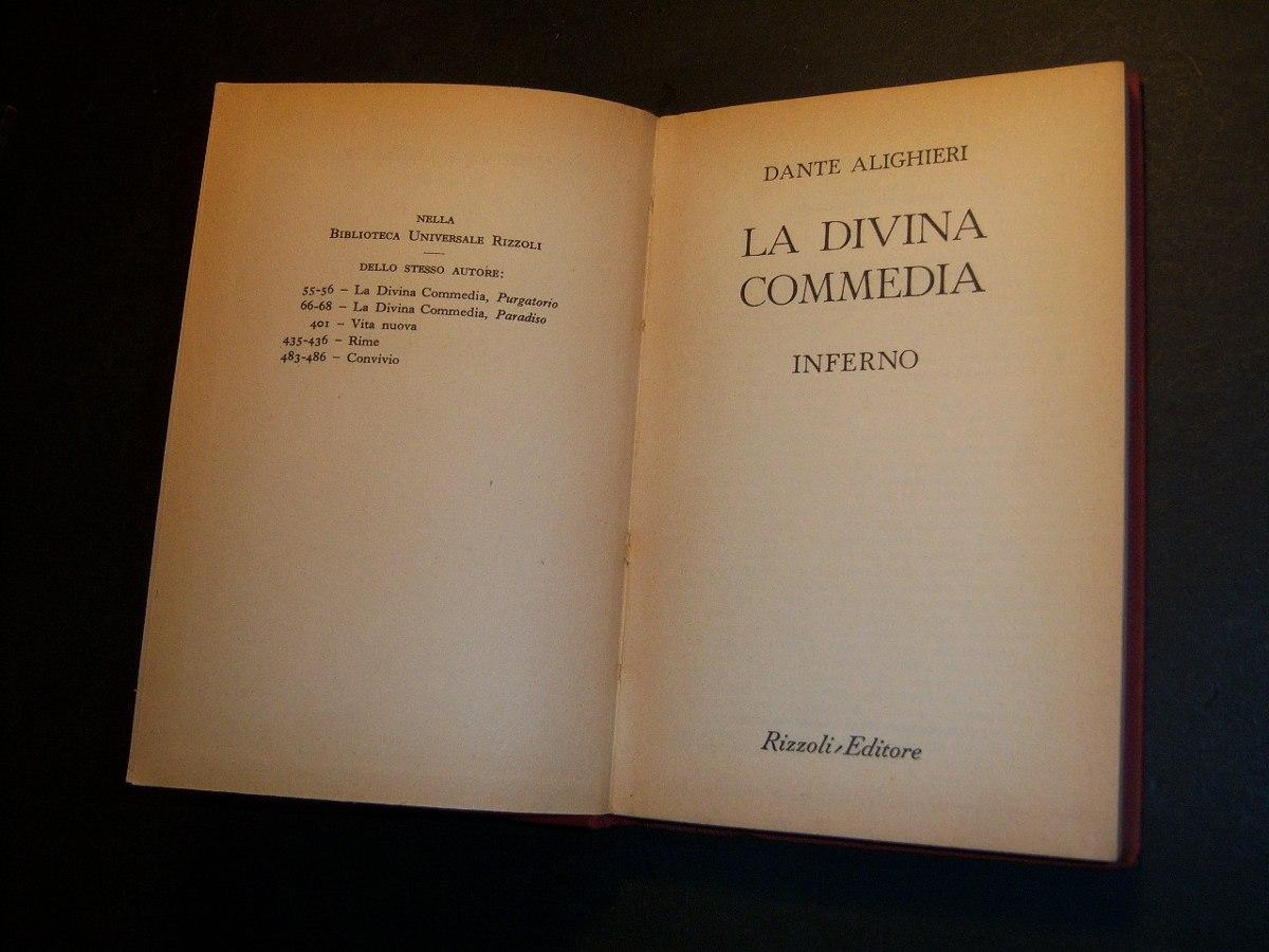 La divina commedia 2