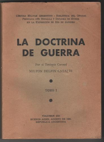 la doctrina de guerra