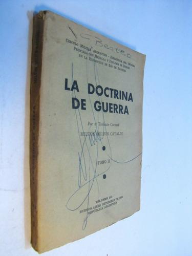 la doctrina de guerra, teniente milton delfin  argentina