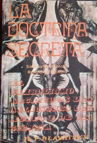 la doctrina secreta tomo 4  h. p. blavatsky
