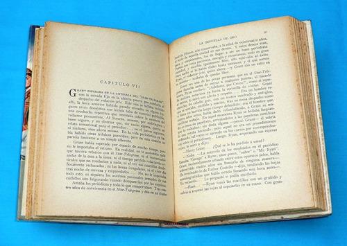 la doncella de oro nicholas monsarrat novela cumbre antigua