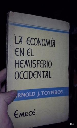 la economía del hemisferio occidental toynbee
