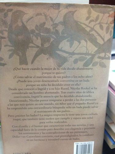 la educación de un hada - didier van cauwelaert