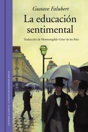 la educación sentimental(libro clásicos)