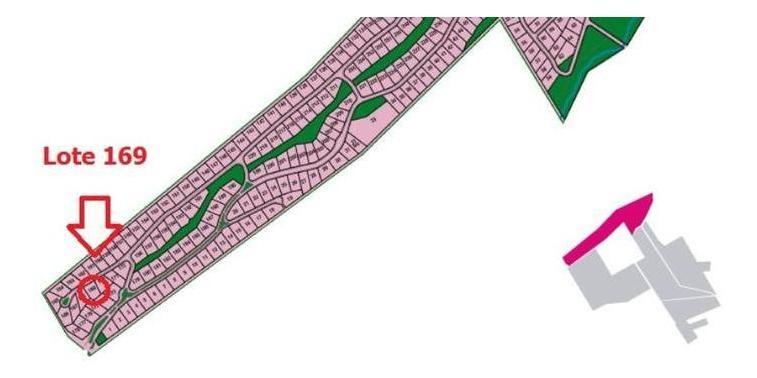 la elina, comarcas de lujan    superficie del lote: 2004 m2.