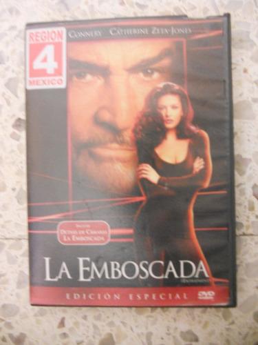 la emboscada dvd movie