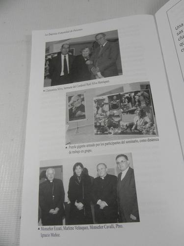 la empresa comunidad de personas. seminario arzobispal. 2005