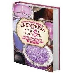 la empresa en casa: jabones-velas y souvenirs 1 vol daly rgl