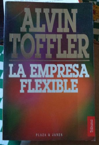 la empresa flexible alvin toffler cpx030