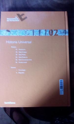 la enciclopedia del estudiante editorial santillana