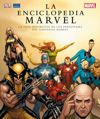 la enciclopedia marvel (comic digital) la guia definitiva