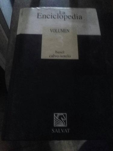 la enciclopedia. volumen 3. salvat. letras b hasta ca