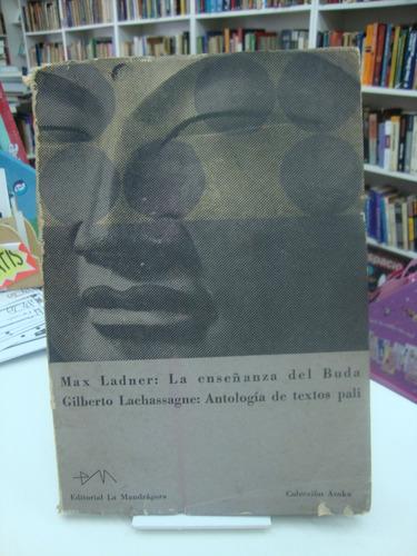 la enseñanza de buda - max ladner