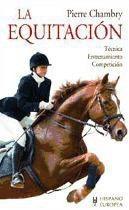 la equitación(libro hípica)