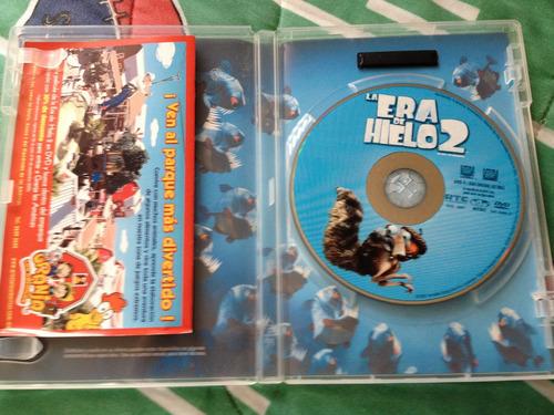 la era de hielo 2 pelicula en dvd