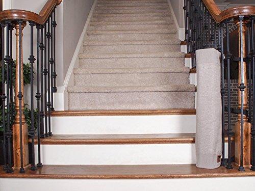 la escalera barrera - baby / puerta bannister-a-bannister b