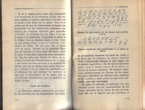 la escritura  /  a. basurto garcía