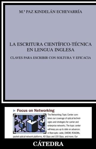 la escritura científico-técnica en lengua inglesa(libro crít