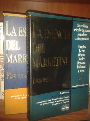 la esencia del marketing vol. i y ii