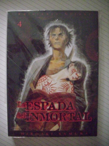la espada del inmortal vol. 4 manga