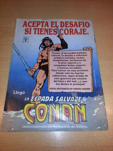 la espada salvaje de conan n° 1 planeta de agostini españa
