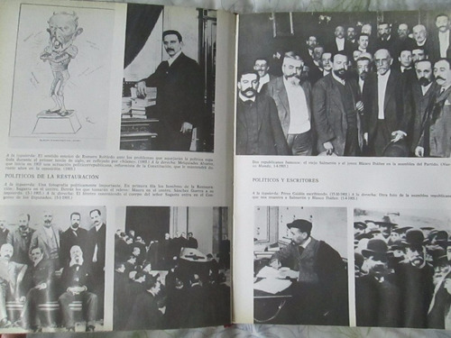 la españa politica del siglo 20. fernado diaz. historia 2 t