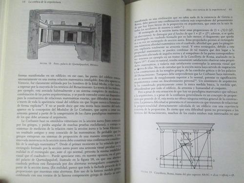la estetica de la arquitectura. roger scruton. arquitectura