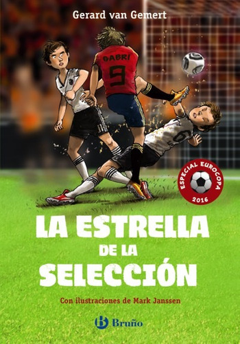 la estrella de la selección(libro futbol)