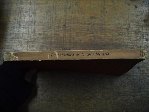 la estructura de la obra literaria - félix martínez bonati