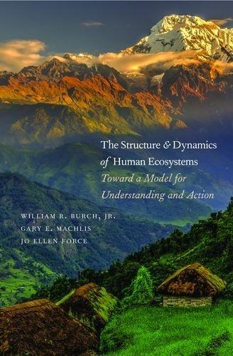 la estructura y la dinámica de los ecosistemas humanos: