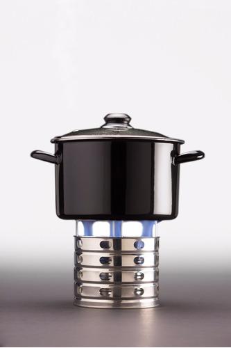 la estufita glatt stove cocina sin leña ecológica portátil