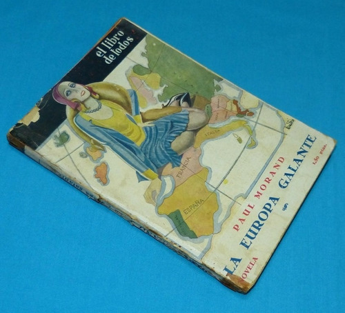 la europa galante paul morand 1930 cosmópolis novela antigua