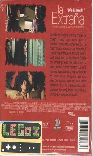 la extrana - dvd
