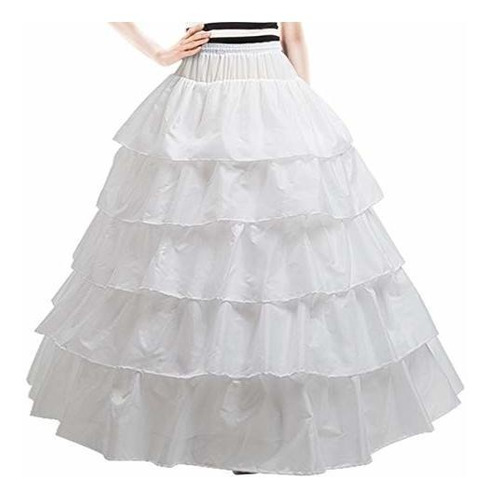 la falda de la enagua nupcial vestido de fiesta la enagua de