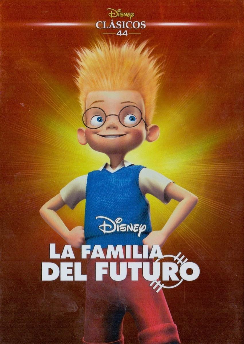 la familia del futuro disney clasicos 44 pelicula dvd