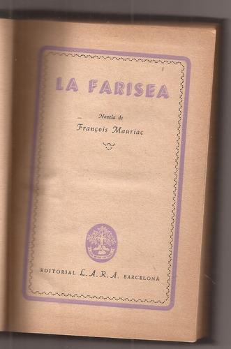 la farisea francois mauriac
