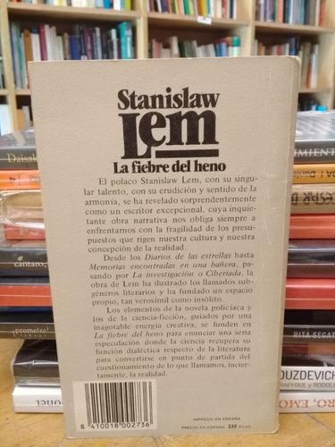 la fiebre del heno, de stanislaw lem