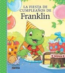 la fiesta de cumpleaños de franklin - pequeñas huellas