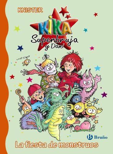 la fiesta de monstruos(libro infantil y juvenil)