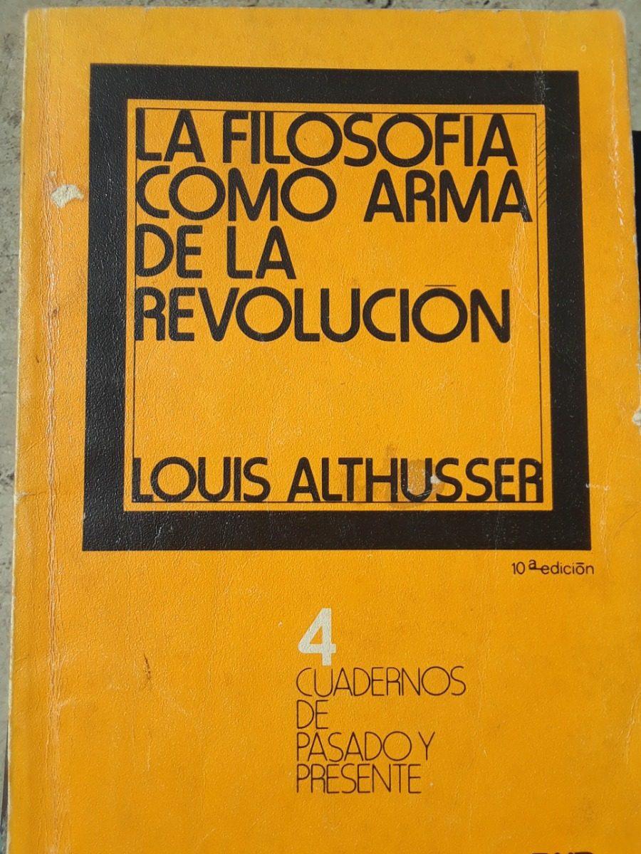 la filosofía como arma de la revolución. Cargando zoom.