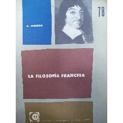 la filosofia francesa andre cresson editorial eudeba 1963